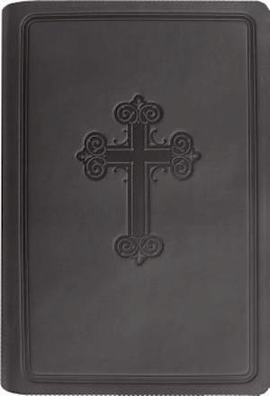 Large Print Compact Bible-NASB