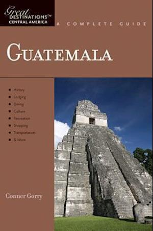 Bog, paperback Explorer's Guide Guatemala: A Great Destination af Conner Gorry
