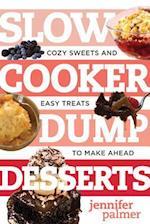 Slow Cooker Dump Desserts (Best-ever)