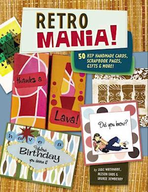 Bog, paperback Retro Mania! af Judi Watanabe
