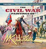 The Civil War Paintings of Mort Kunstler (nr. 1)