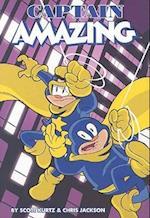 Captain Amazing, Volume 1