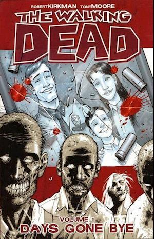 Bog, paperback The Walking Dead 1 af Tony Moore, Robert Kirkman