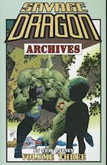 Savage Dragon Archives, Volume Three