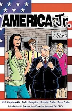 America, Jr. Volume 1