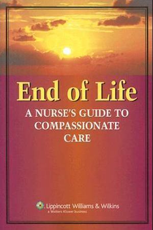 Bog, paperback End of Life af Springhouse, Not Available
