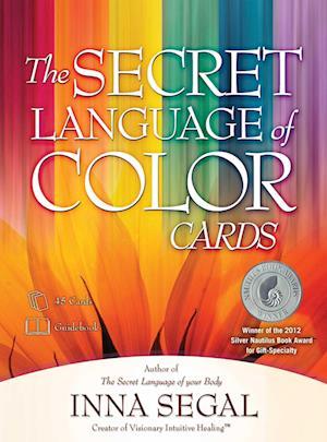Bog paperback The Secret Language of Color Cards af Inna Segal