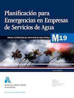 Planificacion Para Emergencias En Empresas de Servicios de Agua (M19)
