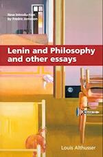 Lenin and Philosophy and Other Essays af Ben Brewster, Louis Althusser