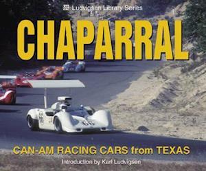 Bog, paperback Chaparral Can-Am Racing Cars from Texas af Karl Ludvigsen