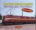 Pennsylvania Railroad Locomotives