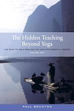 The Hidden Teaching Beyond Yoga af Paul Brunton