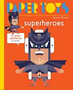 Super Heroes (Paper Toys)
