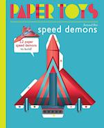 Speed Demons (Paper Toys)