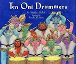 Ten Oni Drummers af Matthew Gollub
