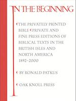The Privately Printed Bible