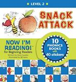 Snack Attack (Now Im Reading!, Level 2)
