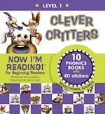Clever Critters (Now I'm Reading!, Level 1)