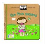 Green Start: The Five Senses af Jillian Phillips, Ikids, Leslie Bockol