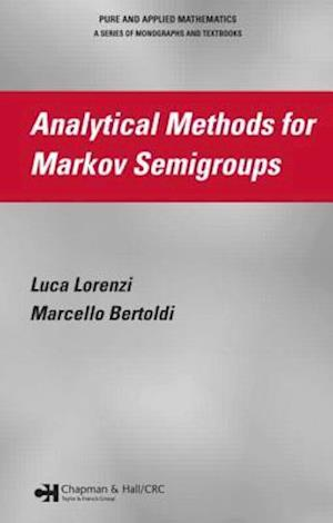 Analytical Methods for Markov Semigroups