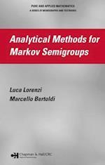 Analytical Methods for Markov Semigroups af Marcello Bertoldi, Luca Lorenzi
