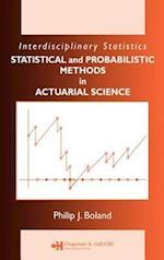 Statistical and Probabilistic Methods in Actuarial Science (Chapman & Hall/CRC Interdisciplinary Statistics Series)