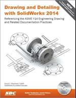 Drawing and Detailing with SolidWorks 2014 af David C. Planchard