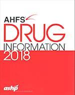 AHFS Drug Information 2018 (AHFS Drug Information)