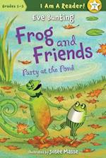 Party At the Pond (I Am a Reader)