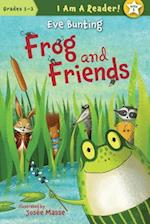 Frog and Friends (I Am a Reader)