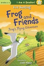 Frog's Flying Adventure (I Am a Reader)
