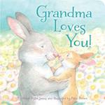 Grandma Loves You! af Helen Foster James