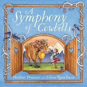 Bog, hardback A Symphony of Cowbells af Heather Preusser