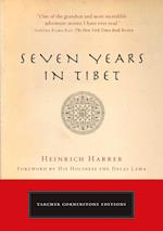 Seven Years in Tibet af Peter Fleming, Heinrich Harrer, Richard Graves