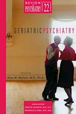 Geriatric Psychiatry (REVIEW OF PSYCHIATRY)