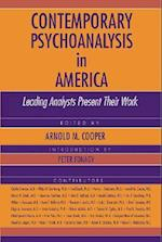 Contemporary Psychoanalysis in America