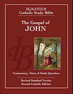 The Gospel of John (Ignatius Catholic Study Bible)