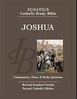 Joshua (Ignatius Catholic Study Bible)