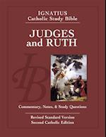 Judges and Ruth (Ignatius Catholic Study Bible)