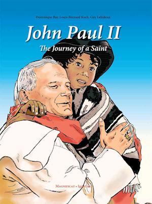 Bog, hardback John Paul II af Dominique Bar