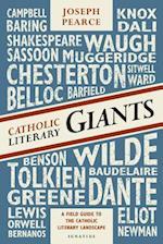 Catholic Literary Giants af Joseph Pearce