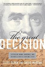 The Great Decision af David McKean, Cliff Sloan