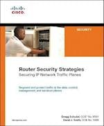Router Security Strategies (Cisco Press Networking Technology)