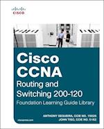 Cisco CCNA Routing and Switching 200-120 Foundation Learning Guide Library af Anthony Sequeira