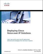 Deploying Cisco Voice Over IP Solutions (Paperback) af Jonathan Davidson