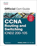 Ccna Routing and Switching Icnd2 200 105 Official Cert Guide (Official Cert Guide)