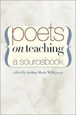 Poets on Teaching