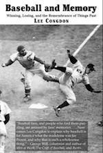 Baseball and Memory af Lee Congdon