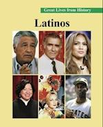 Latinos (Great Lives from History)