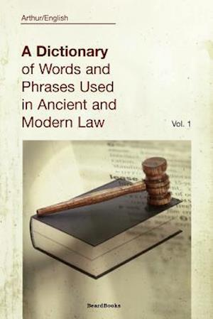 Dictionary of Words Vol.1